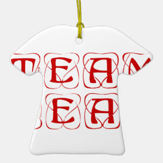 team-dean-kon-burg.png Double-Sided T-Shirt ceramic christmas ornament