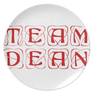 team-dean-kon-burg png plato de cena