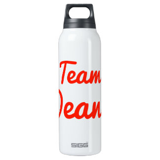 Team Deane 16 Oz Insulated SIGG Thermos Water Bottle