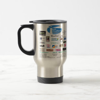 Team Dearborn 2013 design Travel Mug