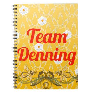 Team Denning Notebook
