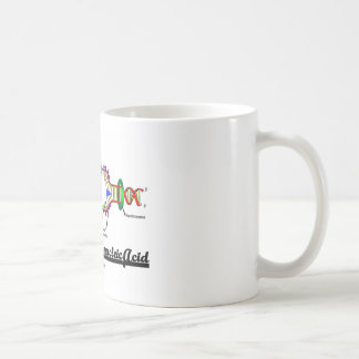 Team Deoxyribonucleic Acid (DNA Replication) Coffee Mug