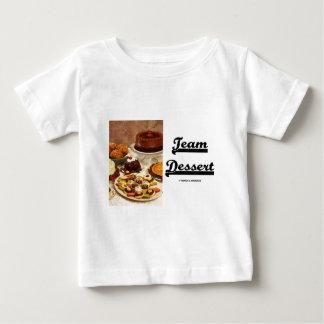 Team Dessert (Dessert Attitude) Baby T-Shirt