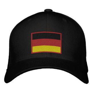 Team Deutschland Embroidered Baseball Caps
