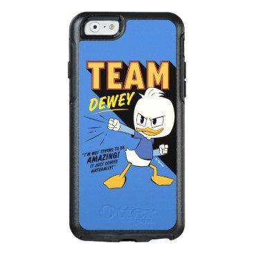 Team Dewey OtterBox iPhone 6/6s Case