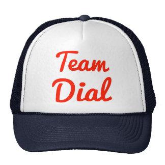 Team Dial Mesh Hat
