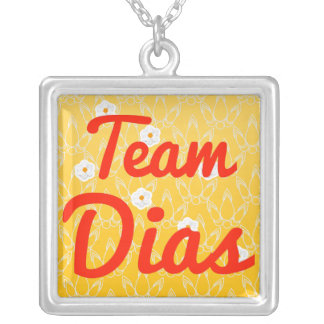 Team Dias Personalized Necklace
