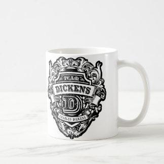 """Team Dickens"" Charles Dickens Coffee Mug"