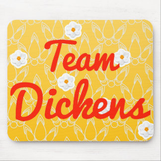 Team Dickens Mouse Pad
