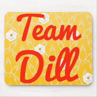 Team Dill Mouse Pad