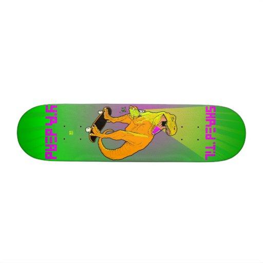 Team Dinosaur I - mini Skateboards