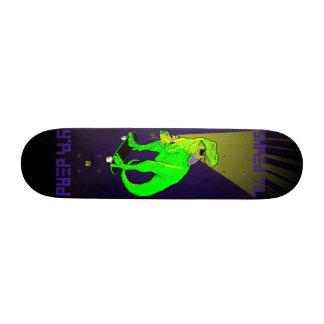 Team Dinosaur I - mini Skateboard Deck