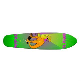 Team Dinosaur- oldschool Skateboard