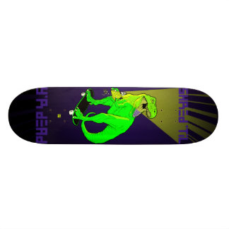 Team Dinosaur Skateboard