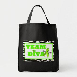 """""""Team Diva"""" Mental Health Awareness bags"""