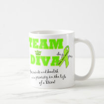 """Team Diva"" Mental Health Awareness Mugs"