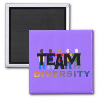 Team Diversity Magnet