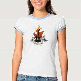 Team Dody Ladies Ringer T-Shirt