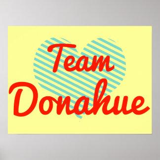 Team Donahue Print