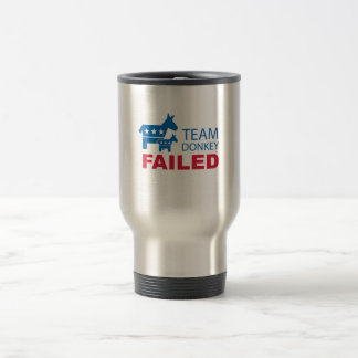 Team Donkey Failed Mugs