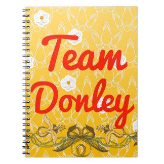 Team Donley Notebook