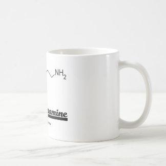 Team Dopamine (Dopamine Chemical Molecule) Coffee Mugs