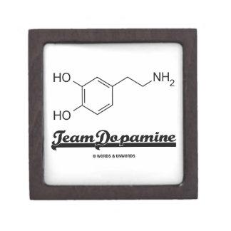 Team Dopamine (Dopamine Chemical Molecule) Premium Gift Boxes