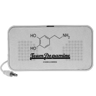 Team Dopamine (Dopamine Chemical Molecule) Travelling Speakers
