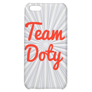 Team Doty Case For iPhone 5C