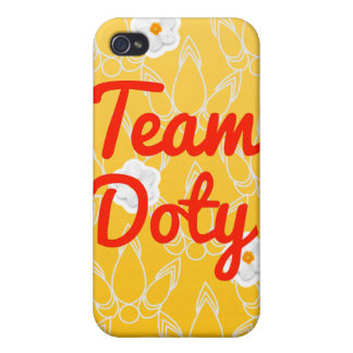 Team Doty Cases For iPhone 4