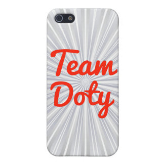 Team Doty Cover For iPhone 5