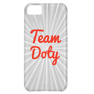 Team Doty iPhone 5C Cover