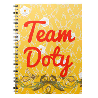 Team Doty Journal