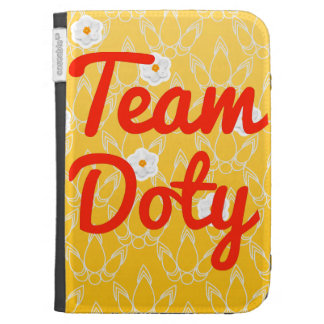 Team Doty Kindle 3 Covers