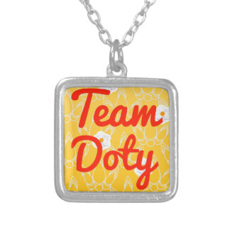 Team Doty Personalized Necklace