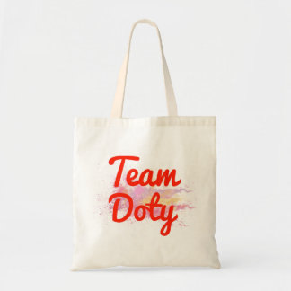 Team Doty Tote Bag