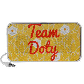 Team Doty Travel Speakers