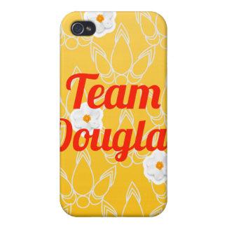 Team Douglas iPhone 4 Case