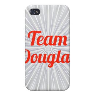 Team Douglas iPhone 4 Cases