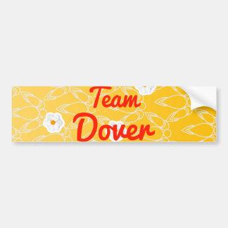 Team Dover Bumper Stickers
