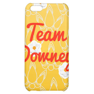 Team Downey Case For iPhone 5C