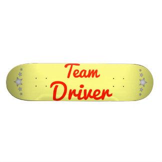 Team Driver Skate Board Decks