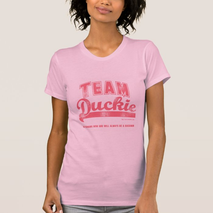 Team Duckie T-Shirt