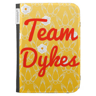 Team Dykes Kindle 3G Cover