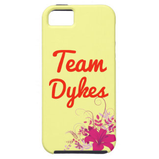 Team Dykes iPhone 5 Cover
