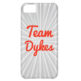 Team Dykes Cover For iPhone 5C