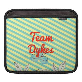 Team Dykes iPad Sleeve