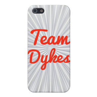 Team Dykes Case For iPhone 5