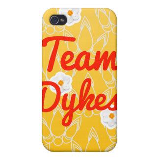 Team Dykes iPhone 4 Case