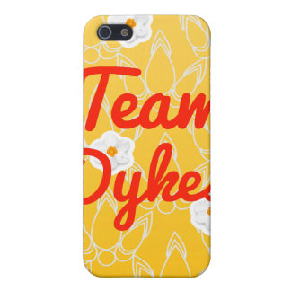 Team Dykes Cases For iPhone 5